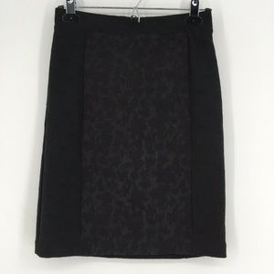 Anthropologie Moulinette Souers Piana Pencil Skirt